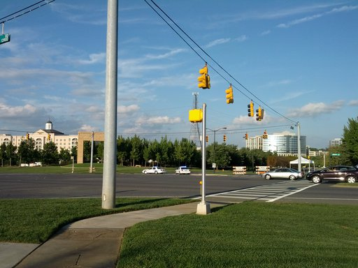 Ballantyne Commons Parkway and Johnston Rd