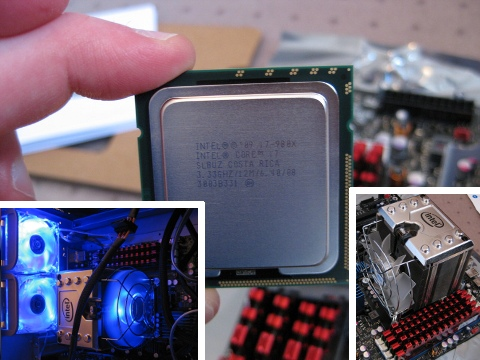 Core i7-980X Upgrade